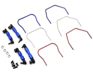 Hot Racing Traxxas Slash 4x4 Front & Rear Sway Bar | product-related