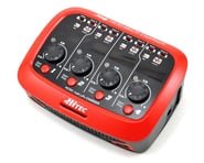 Hitec X4 Micro AC/DC 1-Cell 4-Port LiPo Charger | product-related