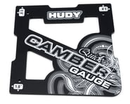 Hudy 1/8 Off-Road Quick Camber Gauge   product-related