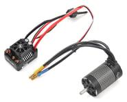 Hobbywing EZRun MAX10 SCT Sensorless Brushless ESC/3660SL Motor Combo (4600kV) | product-related