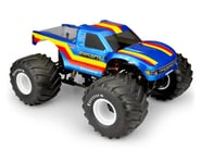 """JConcepts 2010 Ford Raptor MT """"Twenty One"""" Monster Truck Body (Clear) 