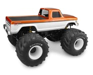 JConcepts 1979 Ford F-250 Monster Truck Body (Clear) | product-also-purchased