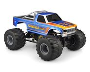 JConcepts 1984 Ford F-250 Monster Truck Body (Clear) | product-related