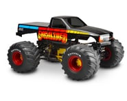 """JConcepts 1988 Chevy Silverado """"Snoop Nose"""" Monster Truck Body (Clear) 