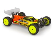 """JConcepts 22X-4 """"F2"""" Body w/S-Type Wing (Clear) (Lighweight) 