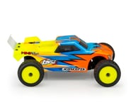 """JConcepts Mini-T 2.0 """"Finnisher"""" Body w/Rear Spoiler (Clear) 