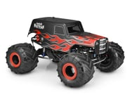 """JConcepts Junior Mortician Monster Truck Body (Clear) (12.5"""")   product-also-purchased"""