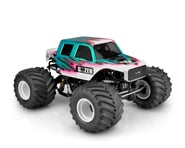 """JConcepts The Gozer Monster Truck Body (Clear) (12.5"""" Wheelbase) 