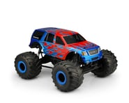 """JConcepts 2005 Ford Expedition Monster Truck Body (Clear) (12.5"""" Wheelbase)   product-related"""