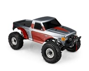 """JConcepts Tucked 1989 Ford F-250 Scale Rock Crawler Body (Clear) (12.3"""") 