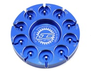 JConcepts Aluminum Pinion Puck Stock Range (Blue)   product-also-purchased