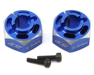 JConcepts T5M 8.5mm Aluminum Lightweight Clamping Wheel Hex (2) (Blue) | product-also-purchased
