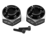 JConcepts T5M 8.5mm Aluminum Lightweight Clamping Wheel Hex (2) (Black)   product-also-purchased