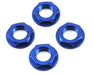 King Headz 17mm Coarse Thread Flanged Wheel Nut (Blue) (4) | product-also-purchased