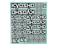 Kyosho Logo Decal   product-also-purchased