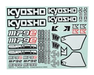 Kyosho MP9 TKI4 Decal Sheet   product-also-purchased