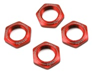 Kyosho 17mm 1/8 Serrated Wheel Nut (Red) (4) | product-also-purchased