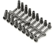Kyosho 4.8mm Hard Ball End (Gunmetal) (18) | product-also-purchased