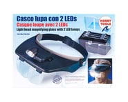 Hands Free Magnifier Glasses w 2 LED Lights   product-also-purchased