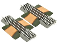 Lionel O FasTrack Grade Crossing Track Set (2) | product-related
