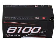 Maclan HV Graphene 4S Shorty LiPo Battery w/5mm Bullets (14.8V/6100mAh)   product-related