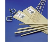 Midwest Basswood Strips 1/32x3/16x24 (50) | product-related