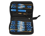 Maxline R/C Products 14 Piece Honeycomb Tool Set w/Case (Blue) | product-also-purchased