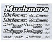 Muchmore Decal Sheet (White) | product-related