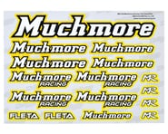 Muchmore Decal Sheet (Yellow) | product-related