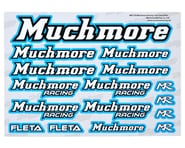 Muchmore Decal Sheet (Blue) | product-related