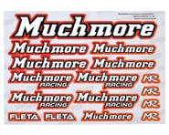 Muchmore Decal Sheet (Red) | product-related