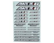 Mugen Seiki MTX6 Decal Sheet | product-related