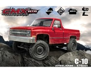 MST CMX RTR Scale Rock Crawler w/C-10 Body (Red) | product-also-purchased