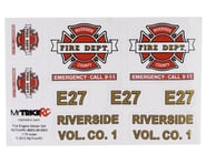 MyTrickRC Fire Truck Decal Set | product-also-purchased