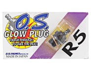 """O.S. R5 Short Body Standard Glow Plug """"Medium"""" 