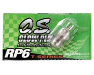 """O.S. RP6 Turbo Glow Plug """"Medium"""" 