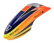 OXY Heli Fiber Glass Canopy Scheme #1 (Orange/Yellow/Blue)   product-also-purchased