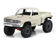 """Pro-Line 1978 Chevy K-10 12.3"""" Rock Crawler Body (Clear) 