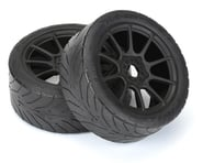 Pro-Line Avenger HP Belted Pre-Mounted 1/8 Buggy Tires (2) (Black) (S3) | product-also-purchased