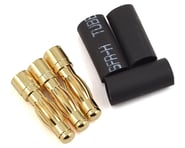 ProTek RC 4mm Serrated Male Bullet Connector (3 Male) | product-related