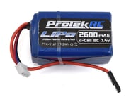 ProTek RC LiPo Kyosho & Tekno Hump Receiver Battery Pack (7.4V/2600mAh) | product-related