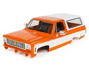RC4WD Chevrolet Blazer Hard Body Complete Set (Orange)   product-related