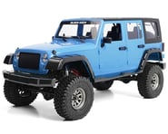RC4WD Cross Country 1/10 RTR Off-Road Crawler w/Black Rock Four Door Body (Blue)   product-also-purchased