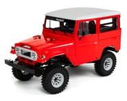 RC4WD Gelande II RTR 1/10 Scale 4WD Crawler w/Cruiser Body Set (Red) | product-also-purchased