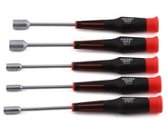 Racers Edge Metric Nut Driver Set w/Pouch (5) | product-related