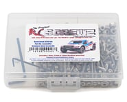 RC Screwz Associated SC10 4x4 Stainless Steel Screw Kit | product-related