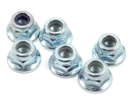 Redcat 4mm Flange Lock Nut (6)   product-related