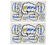 RPM Fist Logo Decal Sheets | product-also-purchased