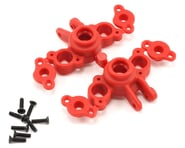RPM Traxxas 1/16 E-Revo Axle Carriers (Red)   product-related