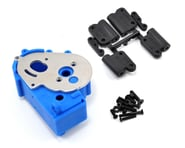 RPM Hybrid Gearbox Housing & Rear Mount Kit (Blue) | product-related